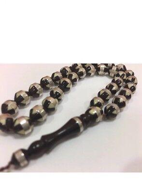 Kuka- Silver Prayer beads, Tasbih-Masbaha...