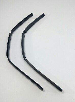 Pair Quarter Panel Extension Seals for 1964-66 Ford Mustang, Weatherstripping 66 Ford Mustang Quarter Panel