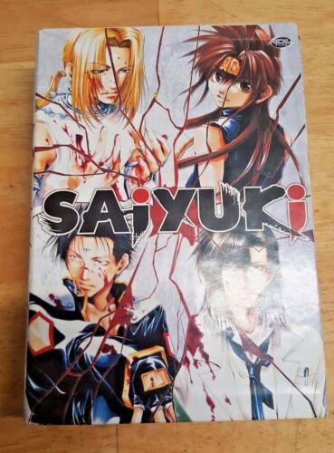 Saiyuki Complete Seasons 1 & 2; 10 DVDs Episodes 1 - 50 Excellent Condition