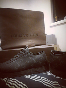 Louis Vuitton Sneakers - limit. Edit. $1440 RRP Toorak Stonnington Area Preview