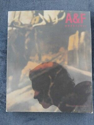 Abercrombie & Fitch Christmas issue 2003 A&F Quarterly Bruce Weber