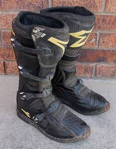 ☆ Motocross Boots ☆ Caboolture Caboolture Area Preview