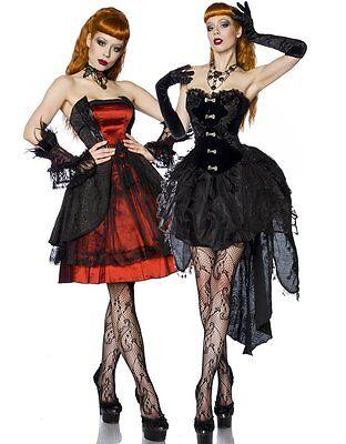 IAL Hochwertiges Edeles Gothic Kleid o Bolero Spitze Vampir Hexe Lolita Kostüm