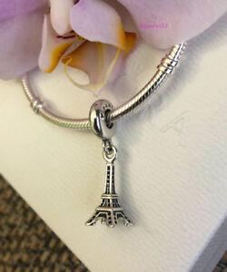 Pandora Eiffel Tower Charm, Bracelet Bead, Original, Brand New, #791082