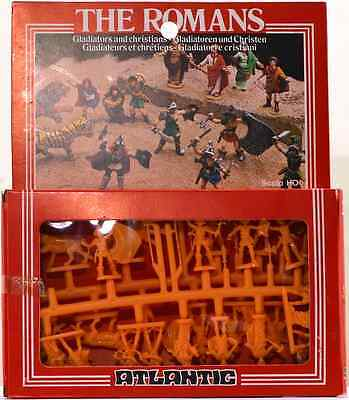 Atlantic Roman Gladiators And Christians   Set 2512   Mint In Box   1 72Nd Scale