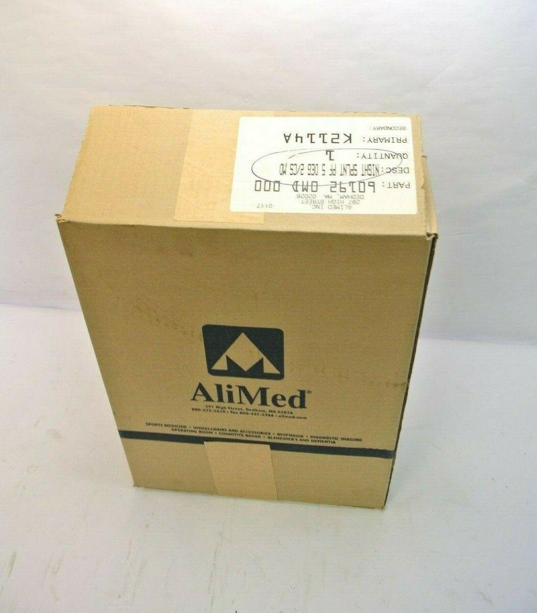 Alimed Night Splint 60192 PF 5 DEG 2/CS Pair/ Splints K2114A