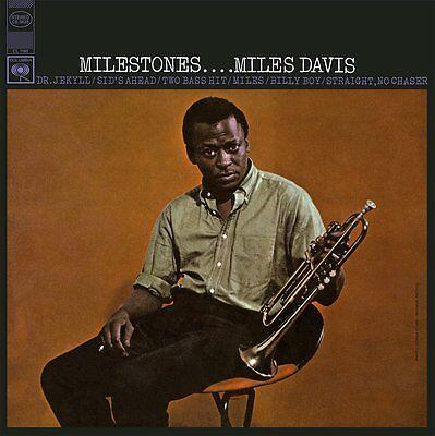 MILES DAVIS - MILESTONES (STEREO) - NEW VINYL LP