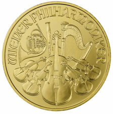 2020 Austria 1 oz Gold Philharmonic €100 Coin GEM BU SKU61188
