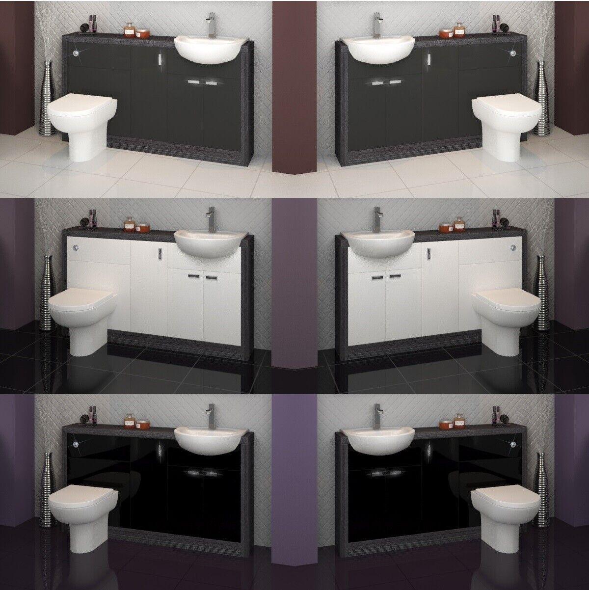 Bathroom Ed Furniture 1500mm