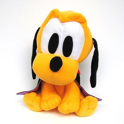 Disney Pluto Happy Halloween Medium Plush Doll 13