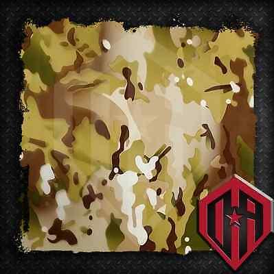 Hydrographic Water Transfer Film Hydro Dip Camouflage Classic Camo 1 Sq M
