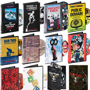 POWELL-PERALTA-BONES-BRIGADE-Skate-DVD-Varios-Clasico-Skate-Pelicula