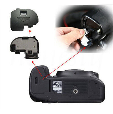 Battery Door Cover Lid Cap Replacement Part For Canon EOS 5D Camera Repair