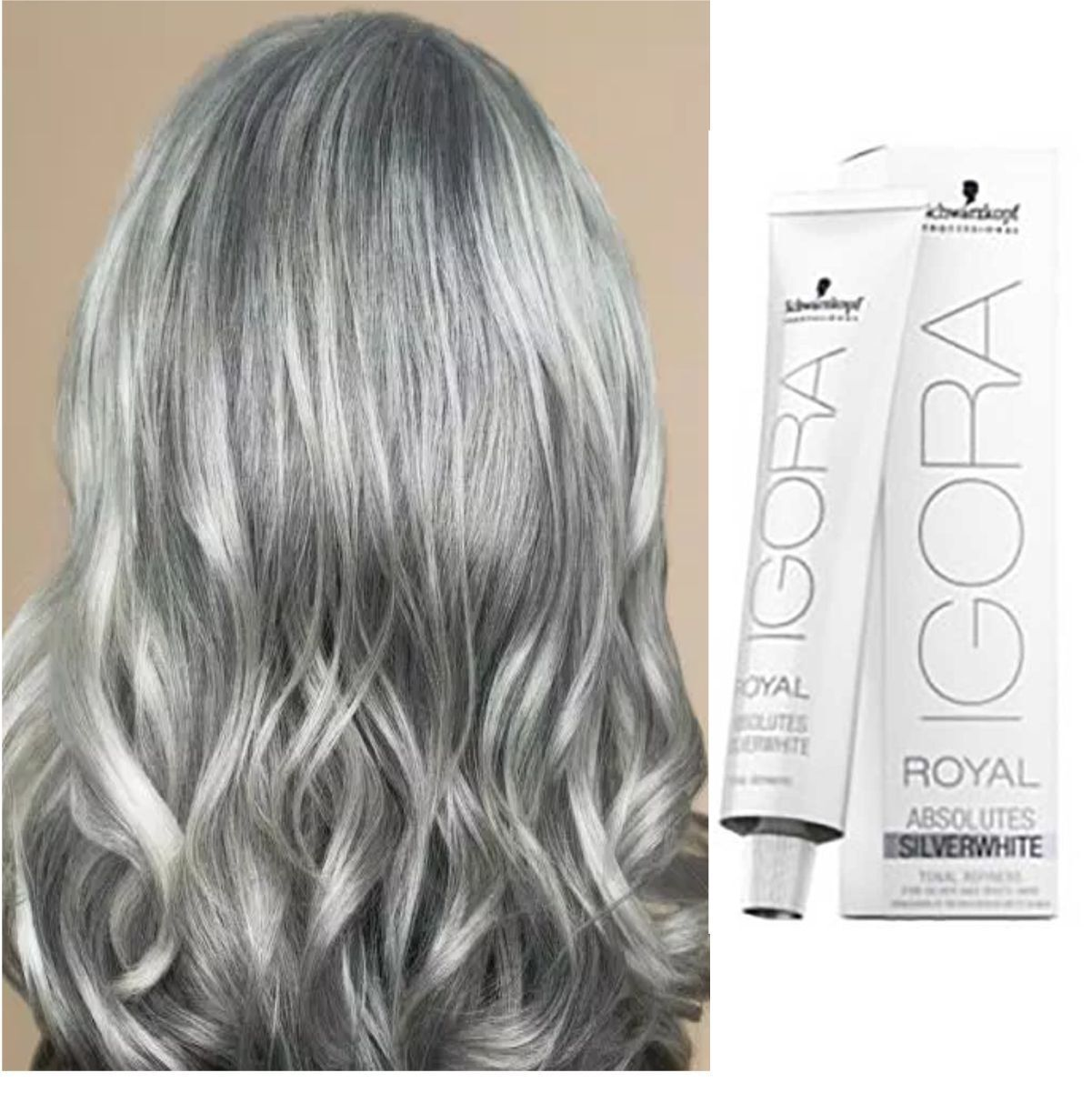 Palette C9 Intensive Hair Color Cream Silver Blonde