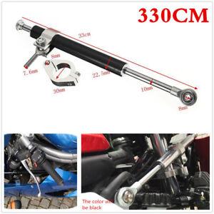 330mm Steering Damper Stabilizer Linear For BMW Aprilia Yamaha KTM Motorcycles