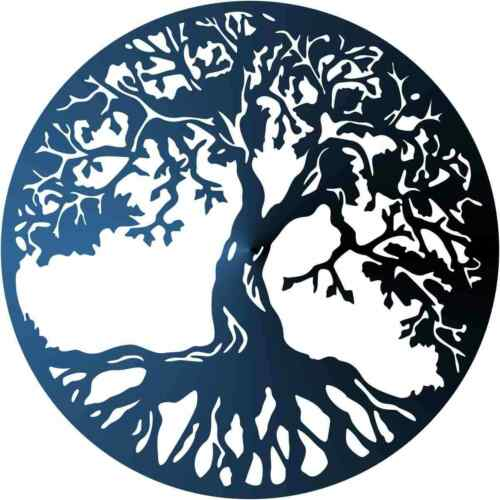 Tree Vector DXF of PLASMA Laser Cut - CNC Vector DXF-CDR - AI