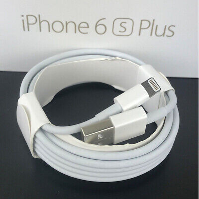 Genuine iPhone Charger Fast For Apple Long Cable USB Lead 5 6...