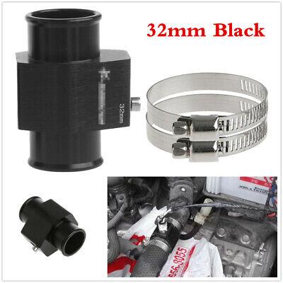 32mm Car Water Temperature Temp Sensor Gauge Radiator Hose Joint Pipe Adapter