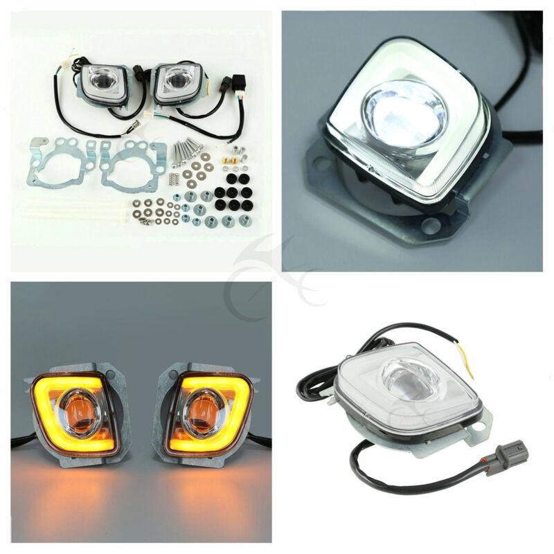 HONDA GOLDWING GL1800 LED Fog Light Kit 52-805 See fitment.