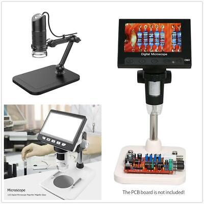 Digital Microscope 1000x 8 Led Usb Endoscope Zoom Camera Magnifier Lift Stand