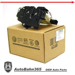 New Genuine OEM VW Left Rear Door Lock Actuator Jetta Rabbit 2006-10 GTI 2007-09