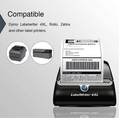 4 X 6 Shipping Labels Compatible W Rollo Zebra Label Printer 9 Roll Betckey