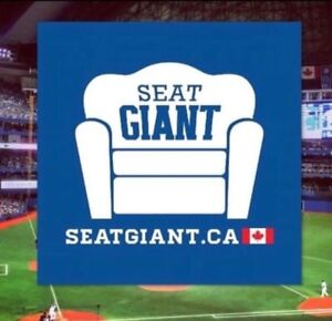 BLUE JAYS TICKETS TONIGHT FROM $6 CAD! LOWERS FROM $10!!!