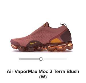4ac9abe4849 Nike Air Vapormax Moc 2 Terra Blush Size US 5