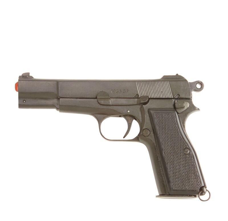HP Non Firing Pistol Replica