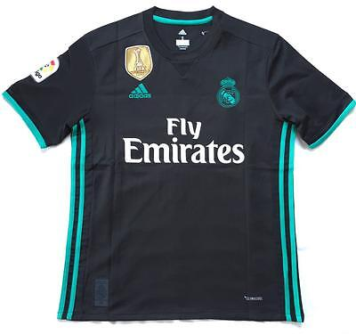 Real Madrid 17 18 Season Cristiano Ronaldo Jersey Mens Stadium Size M  L Jersey