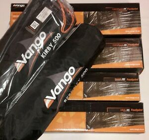 Genuine Vango Airbeam Infinity 400 side canopy groundsheet footprint Brand New