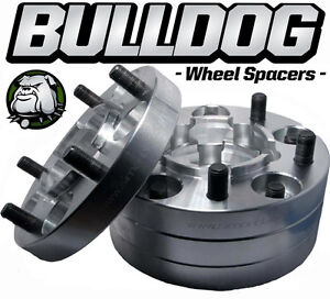 Land Rover Defender, Disco 1 & Range Rover Classic Hub Centric Alu wheel spacers
