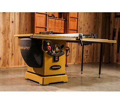 Powermatic 2000b Table Saw - 5hp 1ph 230v 50 Rip Waccu-fence Pm25150k