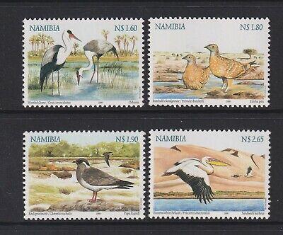 Namibia - 1999, Wetland Birds set - MNH - SG 840/3