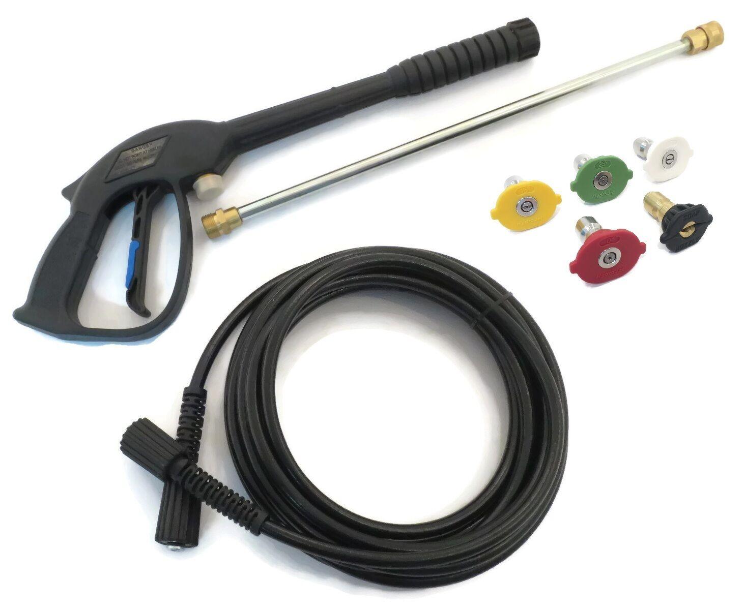 Spray Gun Lance Hose Amp Tips Kit For Power Pressure