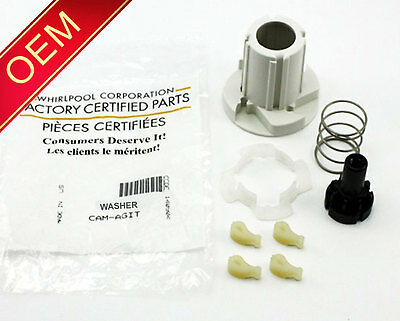 Cam Repair Kit - Kenmore Sears Washer Agitator Cam Repair Kit (See Model Fit List Below)