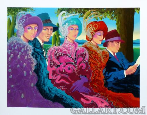 "Otto Aguiar ""sunday In The Park"" 