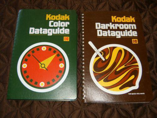 Vintage Kodak Darkroom Dataguide Kodak Color Data Guide Fifth Edition