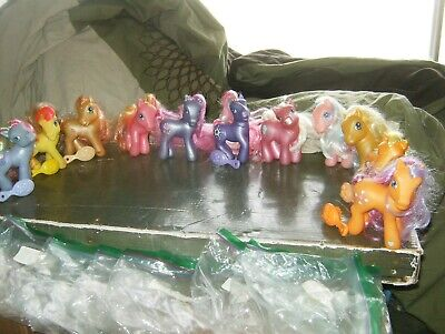 G3 My Little Pony Lot Of 11 Ponies
