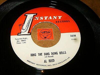 AL REED - RING THE DING DONG BELLS - ONE EYED MONSTER  / LISTEN - RNB HALLOWEEN (Halloween Monster Liste)