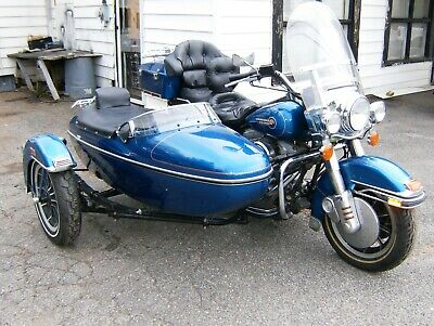 1992 Harley-Davidson Touring  harley electra glide sidecar trike vintage rare other no reserve cle tle flh evo