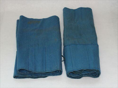 Vintage Leon Gordon Sterling Silver Anti-Tarnish Flatware Storage Bags -Lot of 2