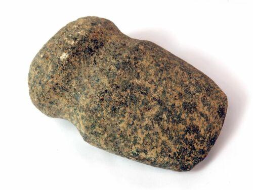 Stone Axe Head Kaskaskias / Illiniwek Grooved Tomahawk Native American BEAUTY