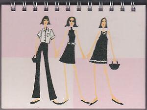 FASHION-GIRLS-PHOTO-DISPLAY-Album-Stylish-Pink-Table-Tabletop-Adult-Ladies-NEW
