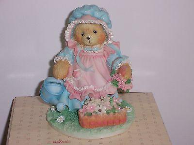 Cherished Teddies Mary, Mary Quite Contrary Figurine