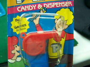 Whistle-Pez-Dispenser-NICE-FREE-SHIP-MIP
