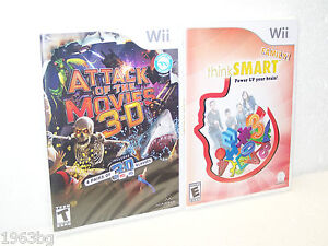 BRAND NEW NINTENDO Wii GAMES LOT OF 2