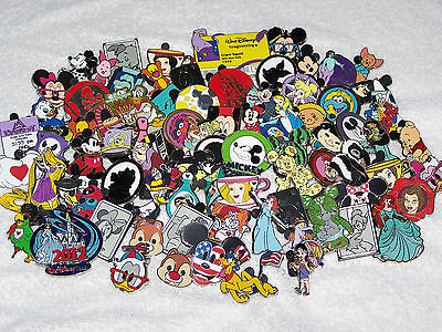 Disney trading pins lot of 25 (USA Seller) Free shipping, no duplicates  on Rummage