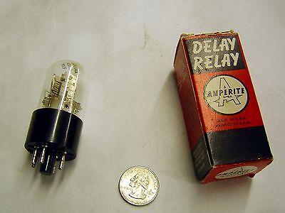 Amperite Delay Relay 12c60 (12 V. - Normally Closed - 60 Sec. Delay (lot Of 1)