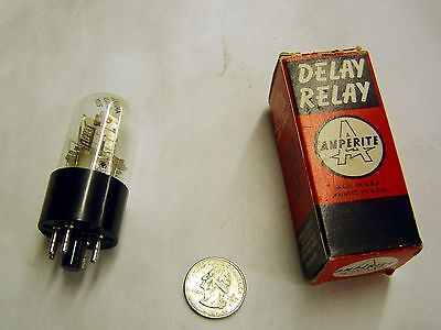 Amperite Delay Relay 12c60 (12 V. - Normally Closed - 60 Sec. Delay (lot Of 1)